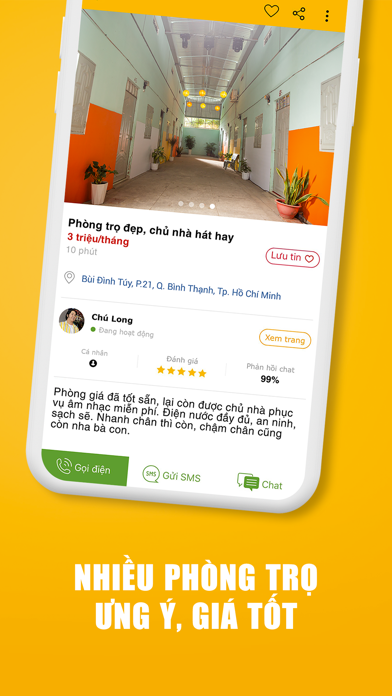 Chợ Tốt -Chuyên mua bán online Screenshot