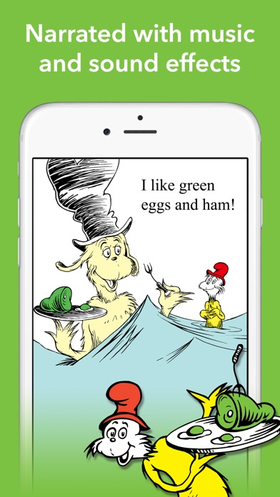 Screenshot for Dr. Seuss Treasury in United States App Store
