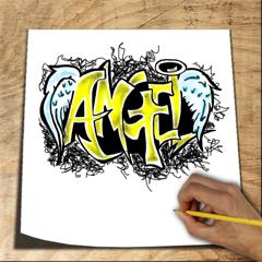 Comment dessiner Graffiti 3D