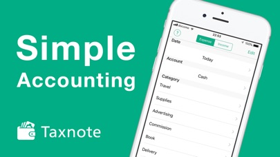 Accounting・Bookkeeping Taxnote