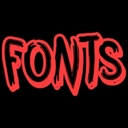 Fonts for iPhones + Keyboard