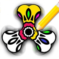 Codes for Coloring Pages: Fidget Spinner Hack