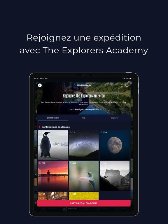 Screenshot #5 pour The Explorers