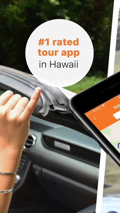 Big Island Hawaii Driving Tour Screenshot