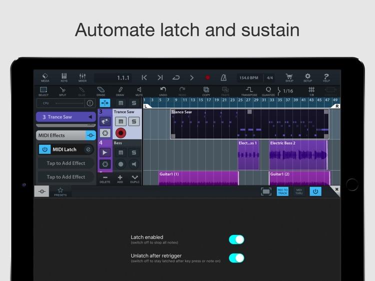 MIDI Tools screenshot-6