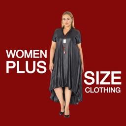 Plus size clothes fashion shop