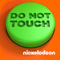 App Icon for Do Not Touch (by Nickelodeon) App in India IOS App Store