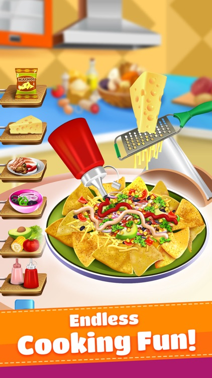 Cooking Food Making Games screenshot-3