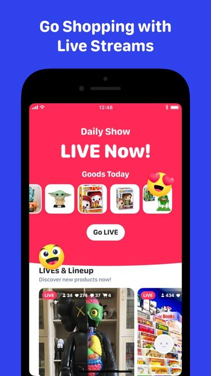 Lalabox – Live Stream Shopping