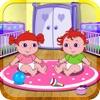 双子のアンナプレイタイム