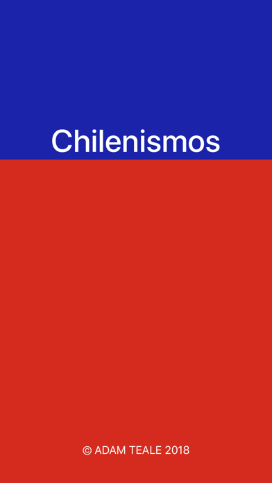 Chilenismosのおすすめ画像1