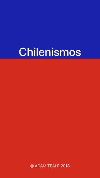 Chilenismos