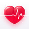 App Icon for Heart Rate Monitor by InPulse App in Iceland App Store