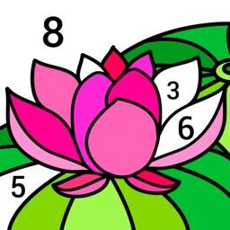 涂色星球:秘密花园休闲填色书
