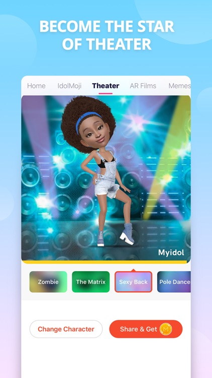 Myidol · 3D Avatar Creator screenshot-2