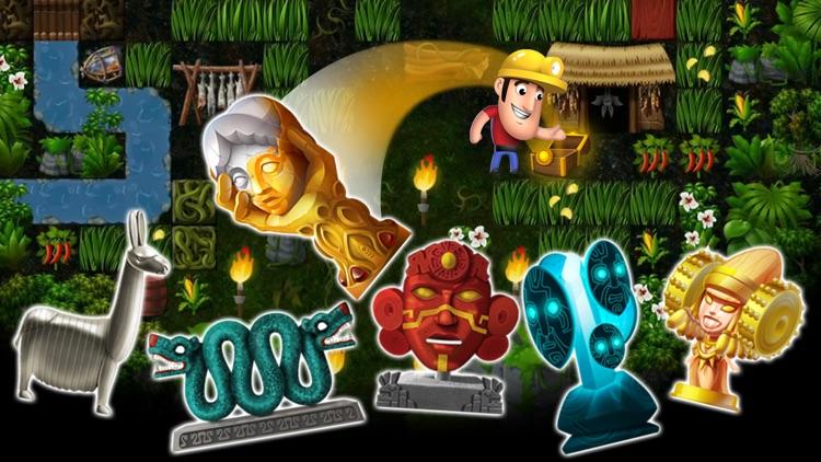 Diggy's Adventure: Maze Escape screenshot-6