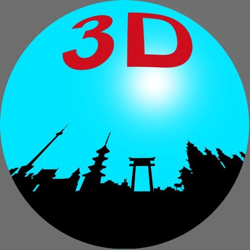3D Perspective Camera