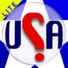 U.S. bubbles lite: US map quiz