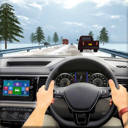 Traffic Racing In Car Driving