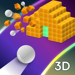 Balls 3D: Bricks breaker game