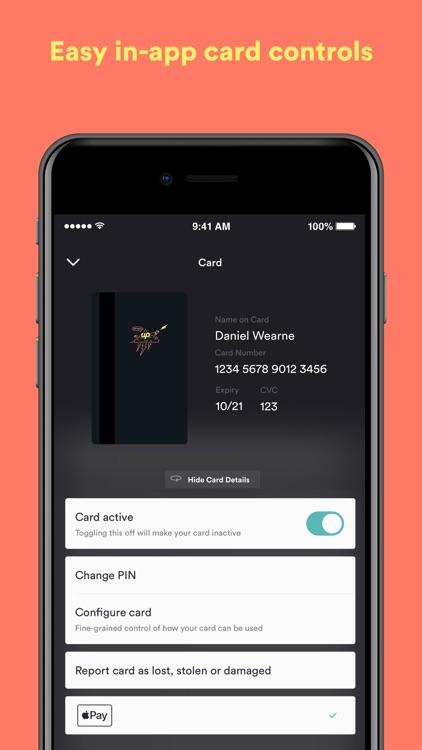 Up — Super Powered Banking screenshot-8