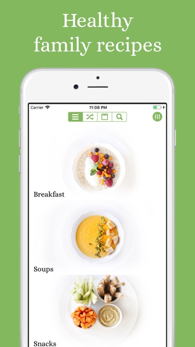 download Mary's Recipes: Healthy & Easy indir ücretsiz - windows 8 , 7 veya 10 and Mac Download now
