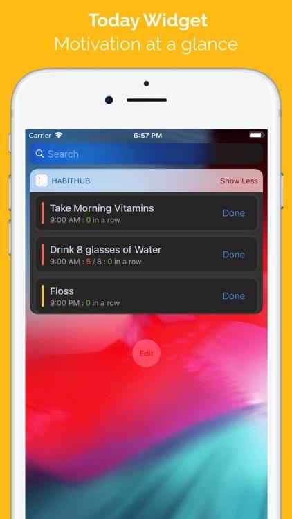 Habit Hub: Routine & Habits screenshot-4