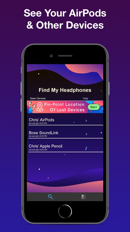 Finder For AirPod & Headphones