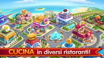 Screenshot of Cooking City - Gioco Cucina5