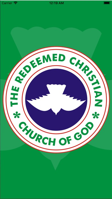 Screenshot for RCCG SSUK 2018 2019 TEACHER in Argentina App Store