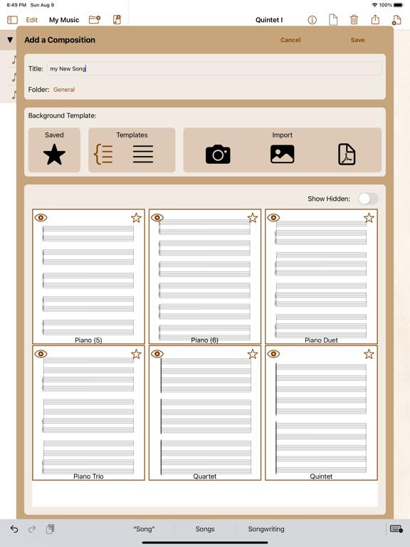 Staff Sketch Pad 2 Screenshots