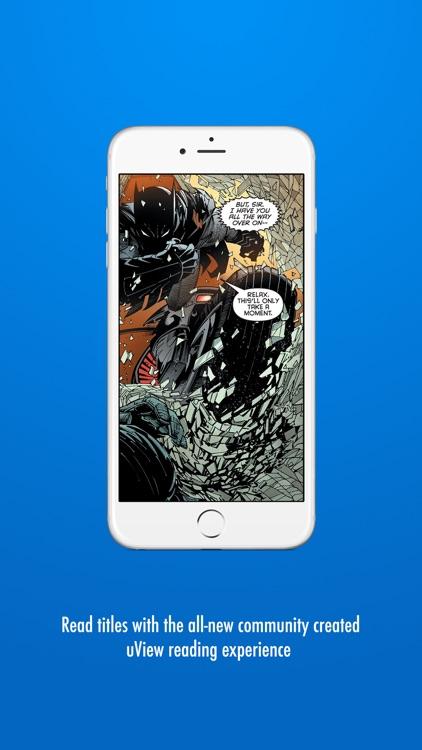 Digital Comics Reader 4 All screenshot-3