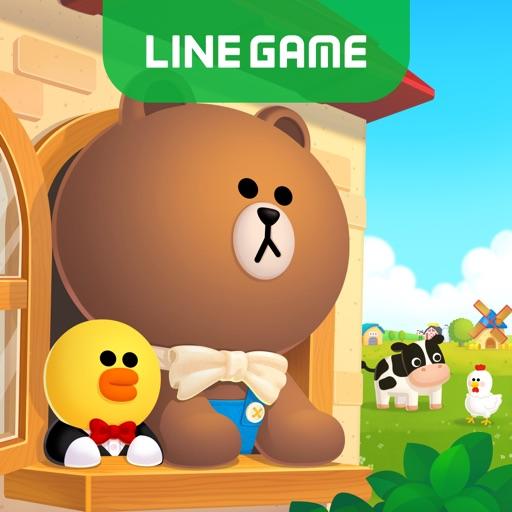 LINE ブラウンファーム
