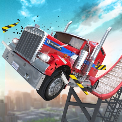 Stunt Truck Jumping free software for iPhone and iPad