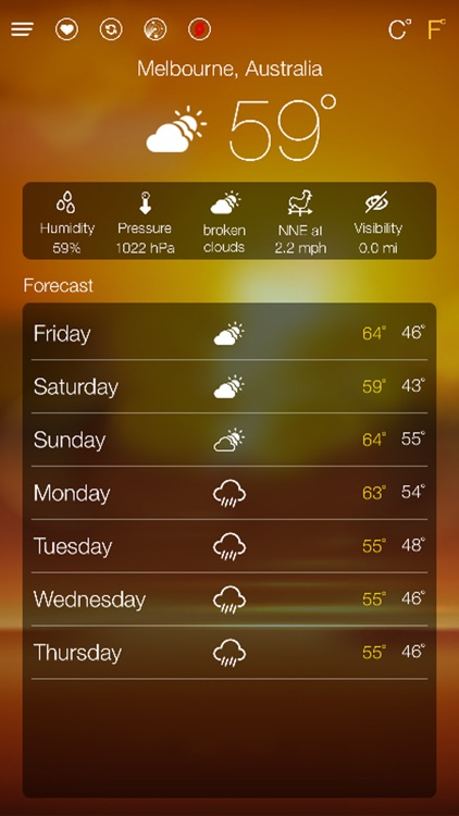 World Weather Forecast screenshot-2