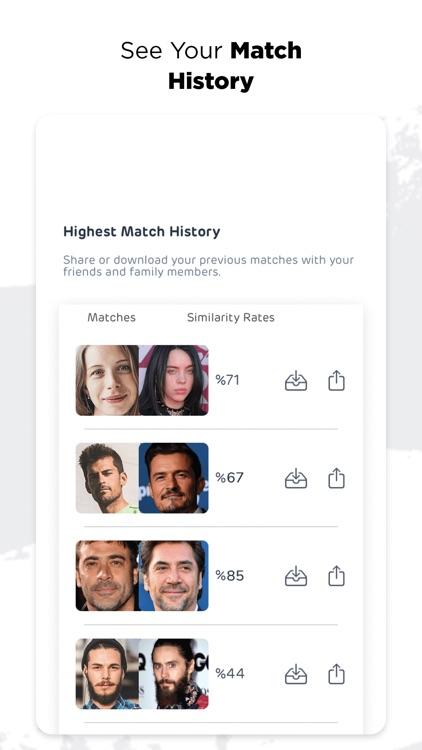 Famous: Celebrity Look Alike screenshot-6