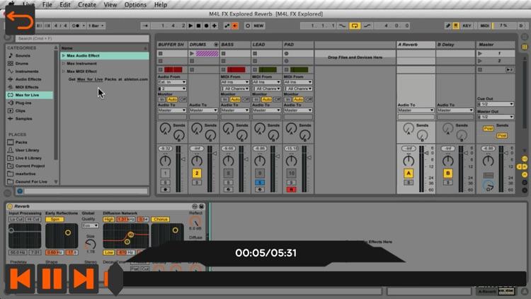FX Explored Max For Live screenshot-3