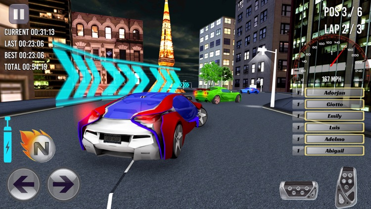 Sports Car Racing 2019 by Muhammad Rizwan