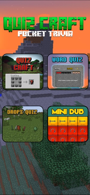 QuizCraft For Minecraft Pocket on the App Store