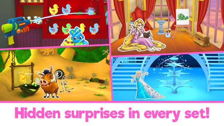 Disney Coloring World screenshot-4