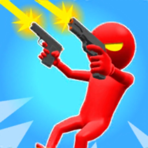 Mr Rush: Bullet Action Game