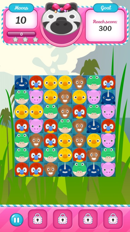 Animal Escape (Match 3 Game) screenshot-4