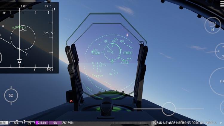 Carrier Landing HD screenshot-3