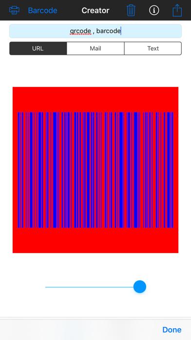 QRスキャナー、QRコード作成者のおすすめ画像9
