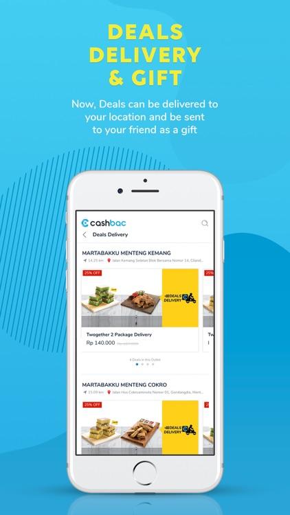 Cashbac - Instant Rewards App screenshot-3