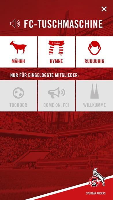 Screenshot for 1. FC Köln App in Germany App Store