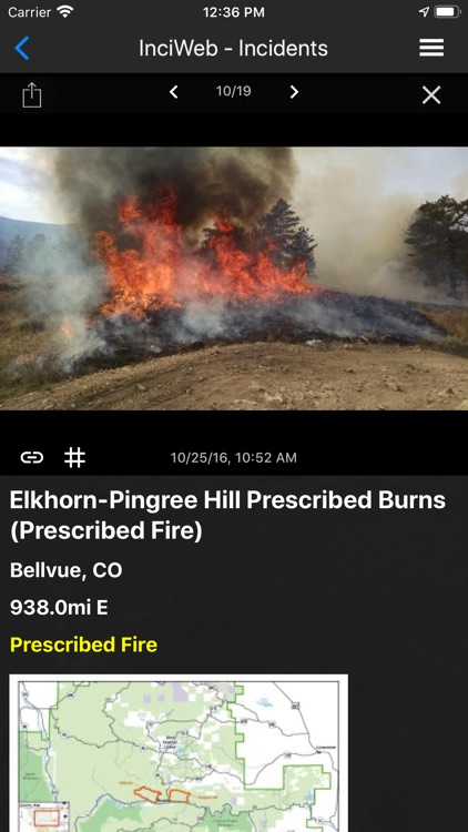 Fires - Wildfire Maps and Info screenshot-7