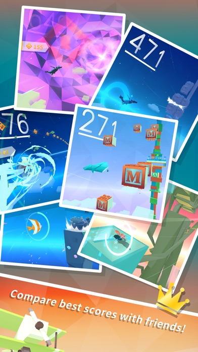 Sky Surfing Screenshot 5
