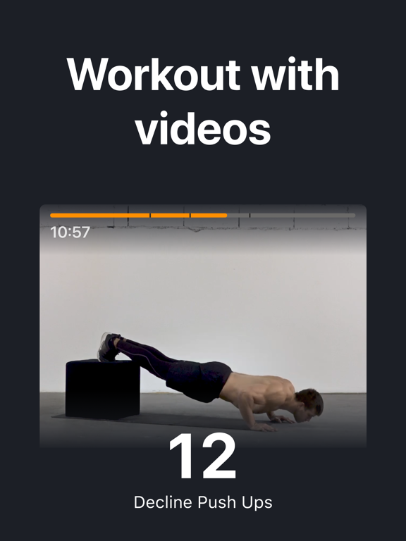 Madbarz: Bodyweight Workoutsのおすすめ画像4