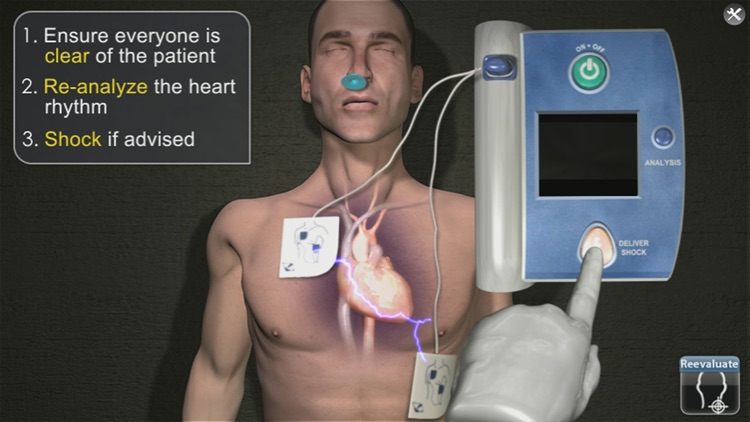 Medrills: AED screenshot-2